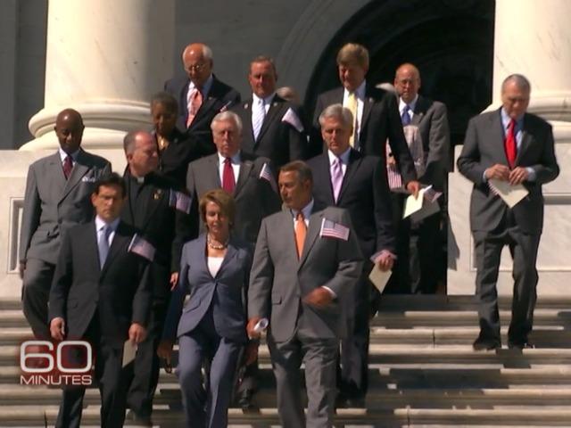 60 Minutes: Congress Using 'Slush Funds' to Bankroll Lavish Lifestyles