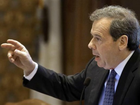Illinois Senate Pres.: $100 Billion Unfunded Pension Liability Not 'Crisis'