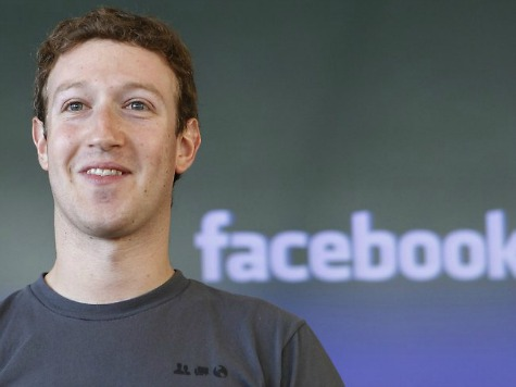 Facebook's Zuckerberg Paid Record $2.2 Billion
