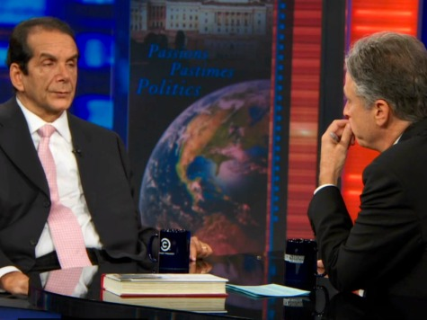 National Review: Krauthammer More Sympathetic to Obama's Statism than Tea Party's Limited Gov't