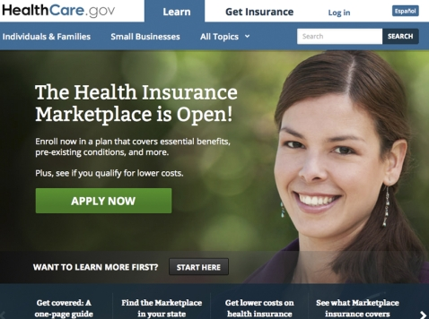 ObamaCare Girl Vanishes from Site