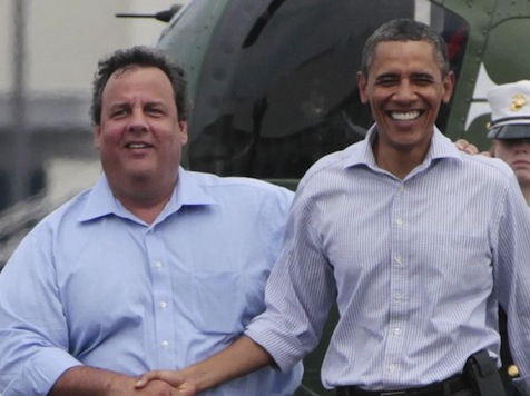 Christie: I Never 'Hugged' Obama