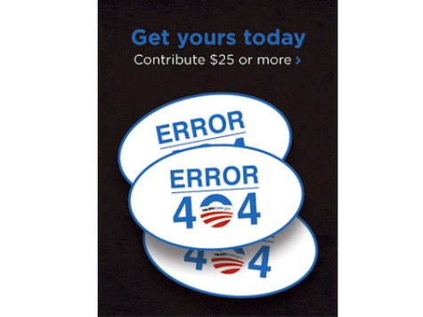 GOP Selling Healthcare.gov '404: ERROR' Stickers