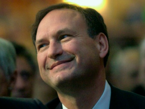 Justice Alito: Self-Defense is 'The Central Component' of the 2nd Amendment