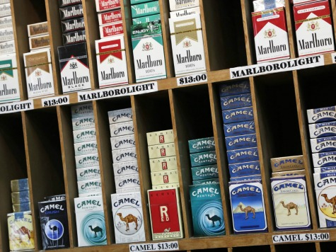 NYC Council Votes to Make Tobacco-Buying Age 21