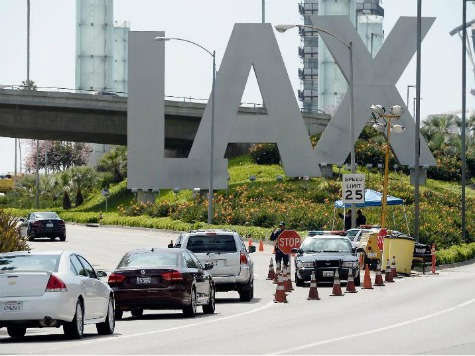 LAX Removed Armed Police from Security Checkpoints Months Ago