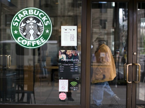 Starbucks CEO Jumps Off Obamacare Bandwagon