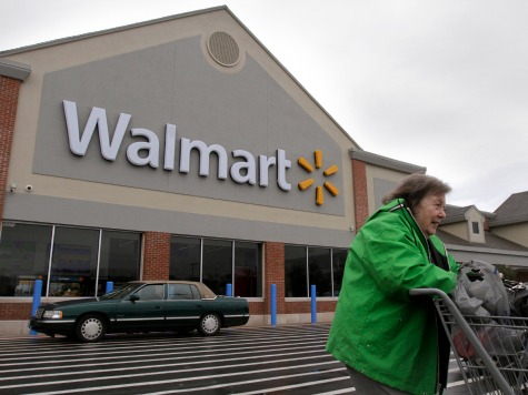 Report: Walmart Makes $14 Billion Off Food Stamps