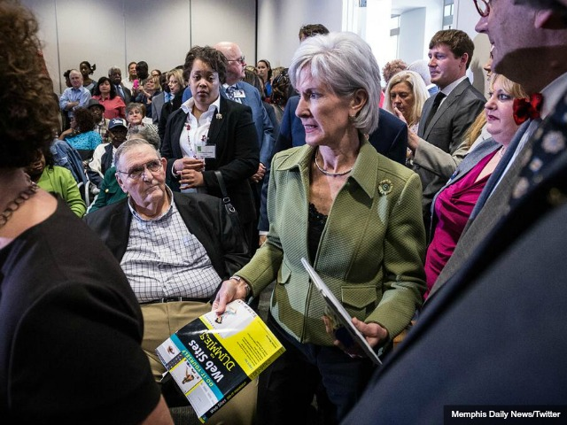 Sebelius Given 'Websites for Dummies'