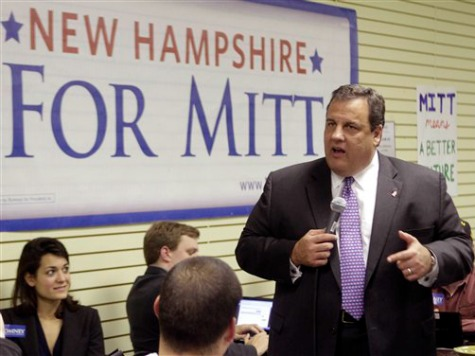 Book: 'Disturbing' Lobbyist Past May Have Kept Chris Christie Off Romney Ticket