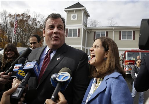 Chris Christie Reelected Governor of New Jersey