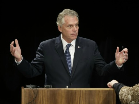 Poll Claims Gun Control a Winning Position for McAuliffe