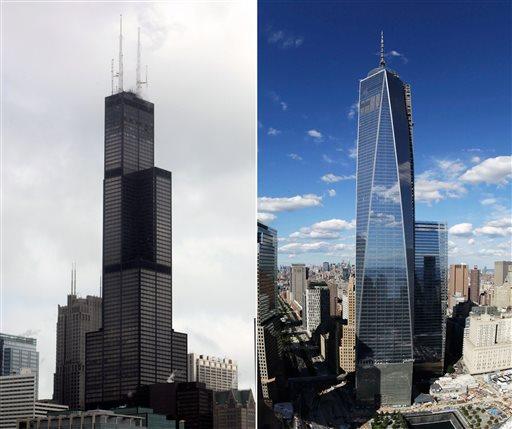 Panel: 1 World Trade Center Tallest US Building