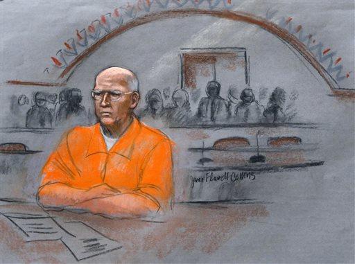 Whitey Bulger Gets Life for Racketeering, Killings