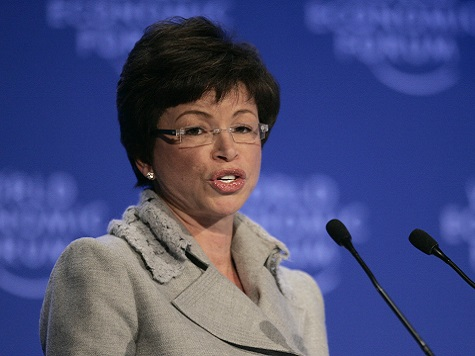 Report: Valerie Jarrett Led Secret Negotiations with Iran for Past Year