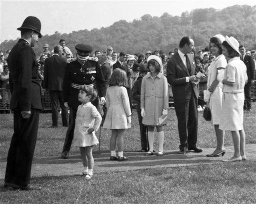 JFK Death News Sent 'Wave of Grief' Around World