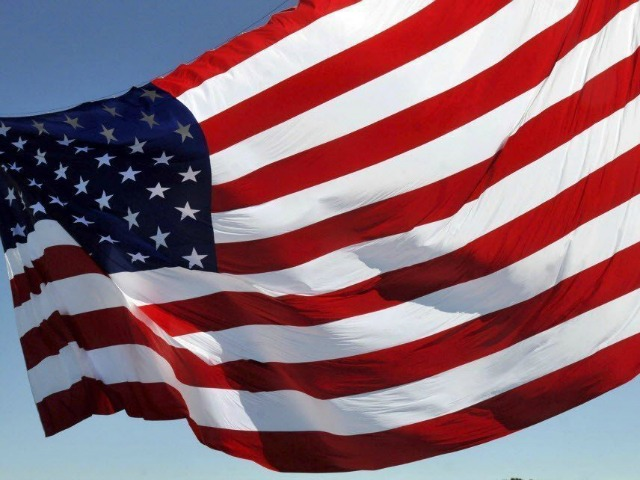 Restaurant Owners Fined for Flying American Flag
