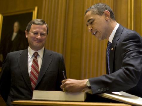 40 GOP House Members Join Lawsuit That Could Give Justice Roberts an Obamacare 'Do-Over'