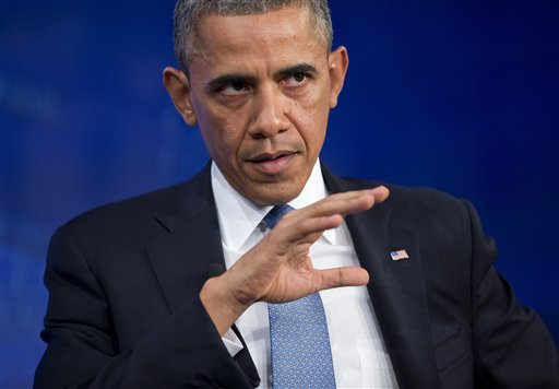 Obama: Let's Scrap the Debt Ceiling