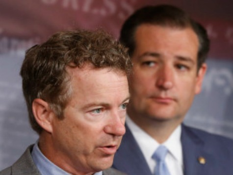 Colorado Poll: Rand Paul Defeats, Ted Cruz Ties Hillary Clinton