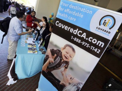 California Health Insurance Exchange Will Not Extend Plans Cancelled by Obamacare