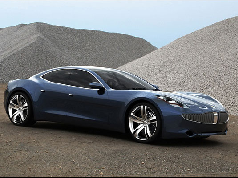 Taxpayers Out $139 Million on FISKER Auto Loan