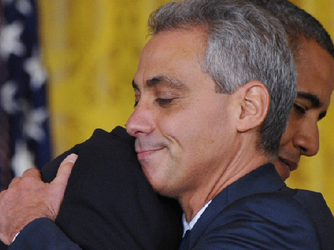 Rahm Behind 'Faked' Census Data Before Election?
