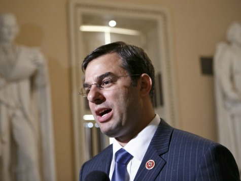 GOP Establishment Donors Target Tea Party's Justin Amash in Michigan