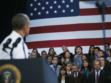 Obama Heckler Entered Country Legally, Overstayed Tourism Visa