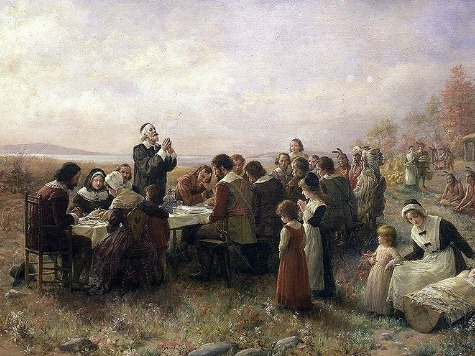 Thanksgiving: Daniel Webster's Plymouth Oration