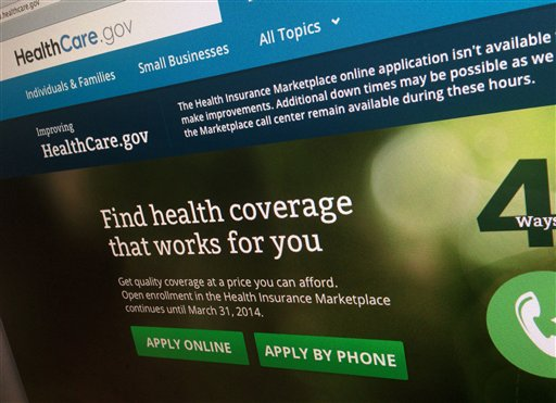 Officials Say Health Care Website is Improved