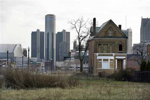 Judge: Detroit Eligible for Chapter 9 Bankruptcy