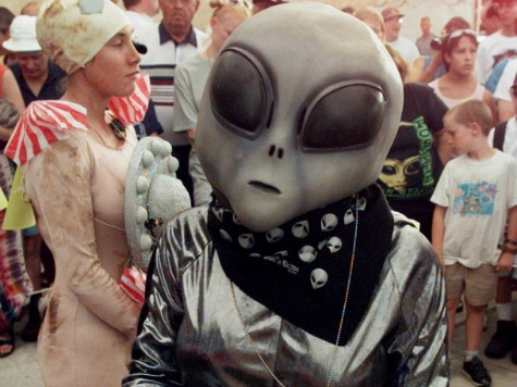Odds of Alien Life 'Very High,' House Panel Hears