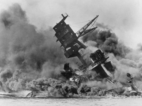 Day of Infamy at Pearl Harbor