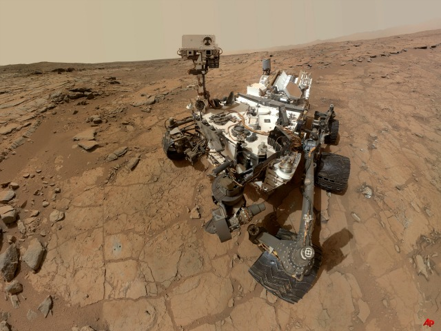 NASA: Ancient Martian Lake May Have Supported Life