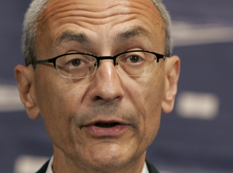 Obama Hires Democratic Heavyweight Podesta