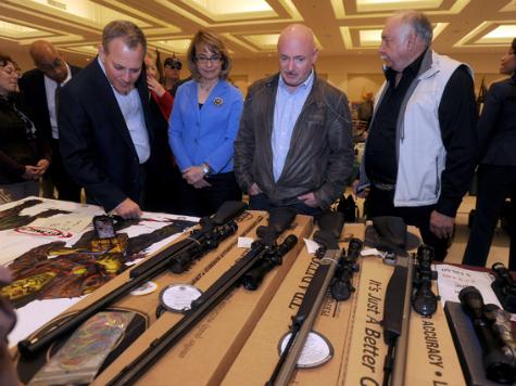 Democrats: The Party of Gun Control