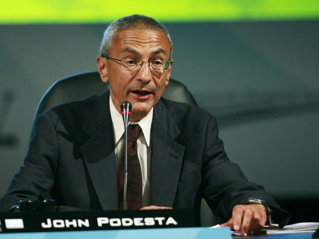 Obama Hires Andrew Breitbart 'Nemesis' John Podesta to Save Second Term