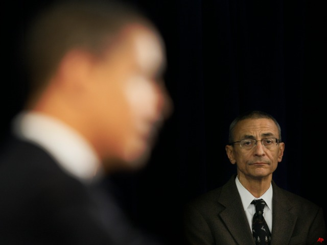 Obama Hires Top Clinton Aide John Podesta