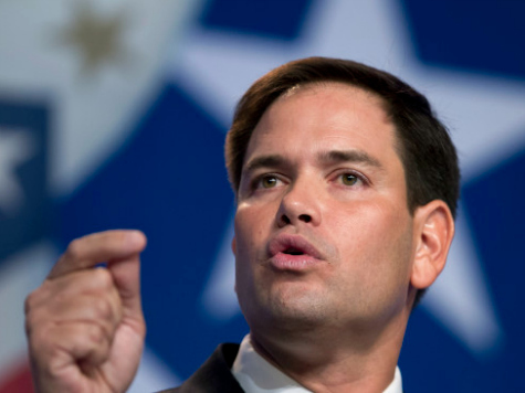 Exclusive-Rubio: Budget Deal Threatens American Dream
