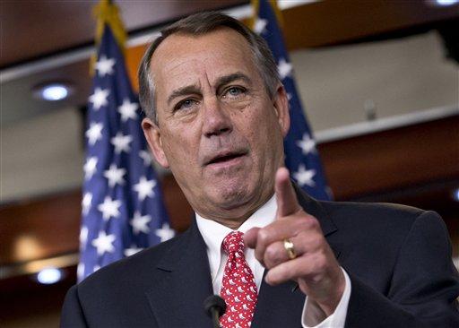 WIRE: Boehner Rebukes Tea Party
