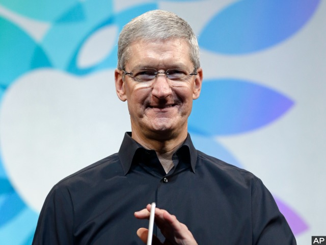 Apple CEO Tim Cook: Amnesty Not Just 'Economically Sound' but 'Right and Just'
