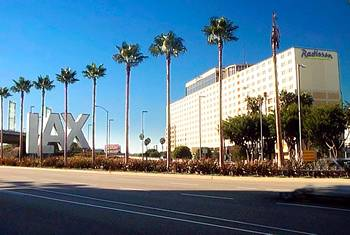Massive Frat Brawl Erupts at LAX Radisson