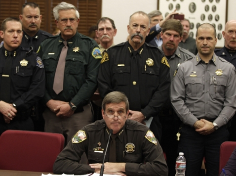 Colorado Sheriff: We Have Not And Will Not Enforce New Gun Control