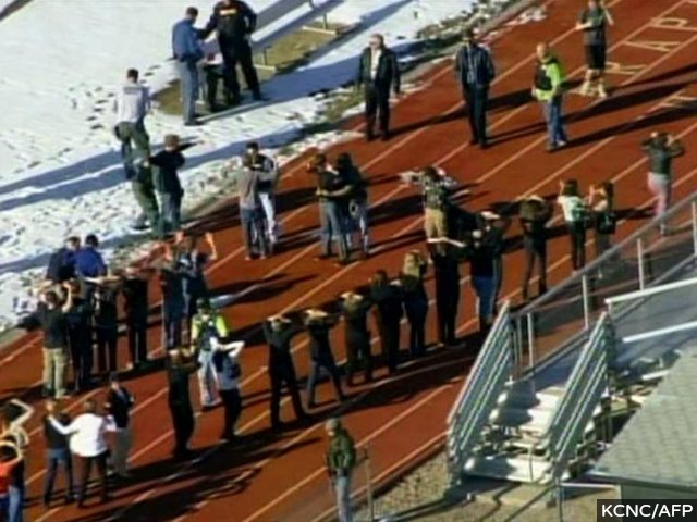 Armed Guard's Presence Ended Arapahoe School Shooting in 80 Seconds