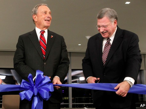 Mayor Bloomberg's Last Month: $12 Billion in Real Estate Projects