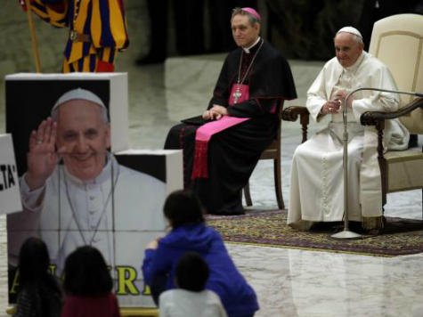 Pope Francis Clarifies: 'Marxist Ideology Is Wrong'