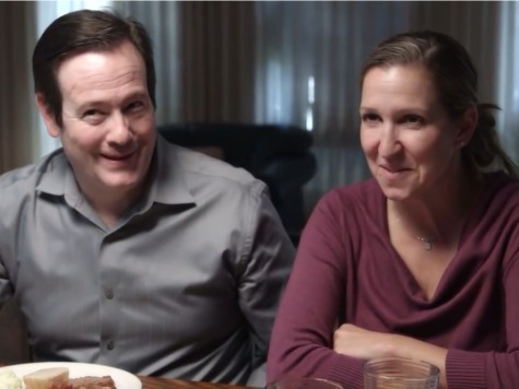 OFA Video Teaches Parents How to Inject Obamacare into Christmas Dinner