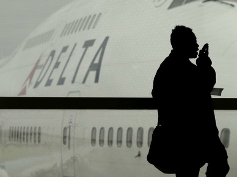 Delta: No Voice Calls on Our Planes