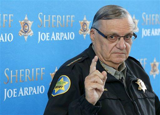 Arizona county settles 2 lawsuits vs. sheriff